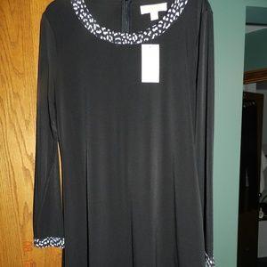 NWT Michael Kors Black Dress